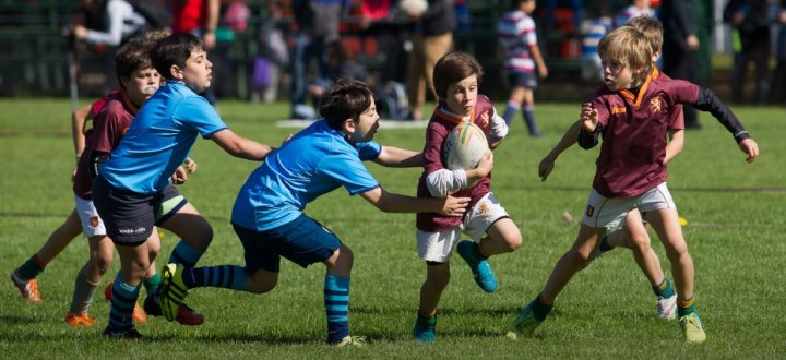 "Percepción en el Rugby Infantil ""Herradura"""