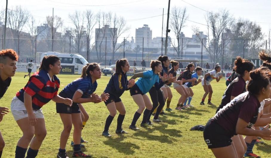 "Coaching Rugby Femenino ""Defensa"""